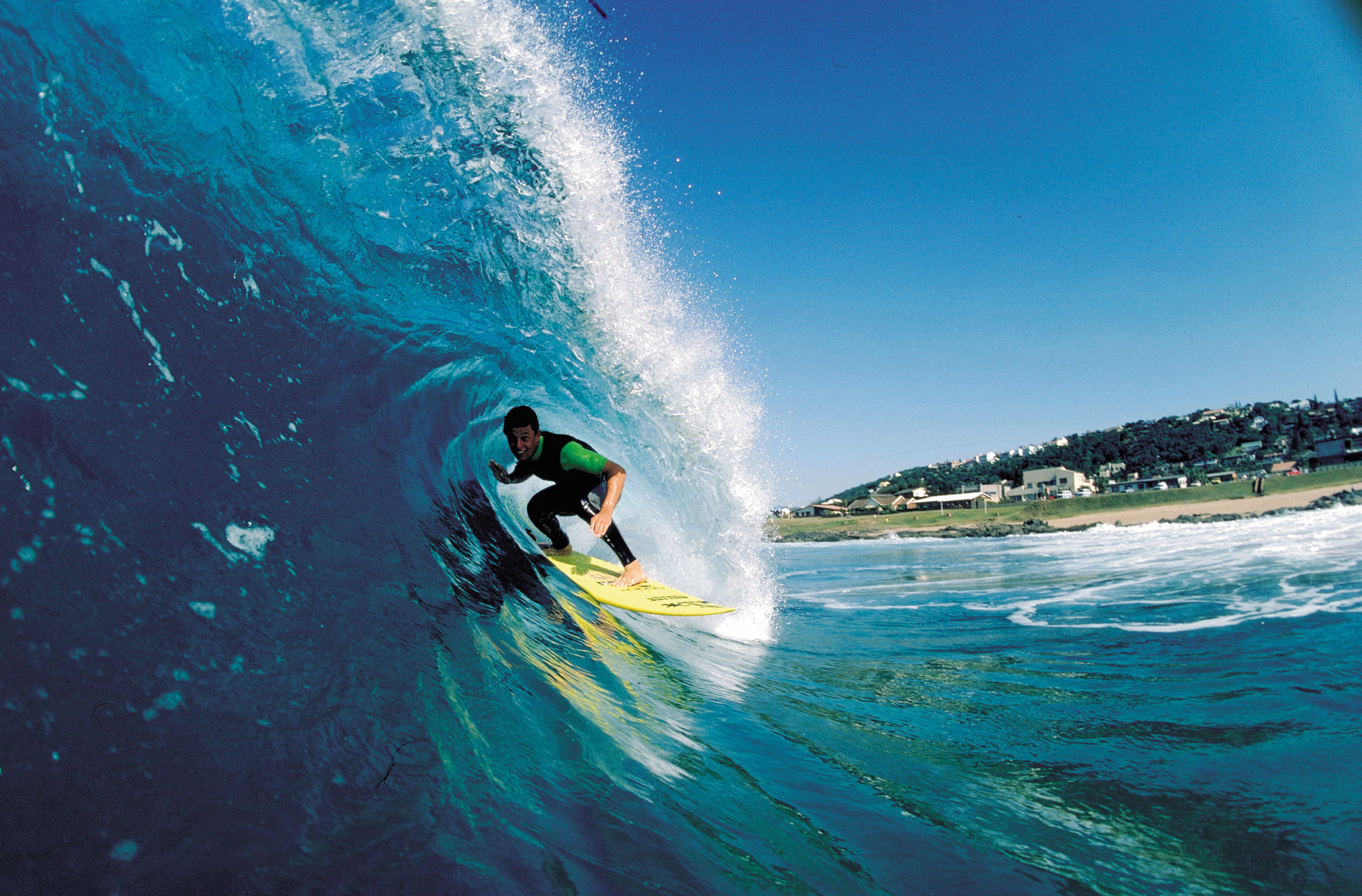 Pure One Surfing